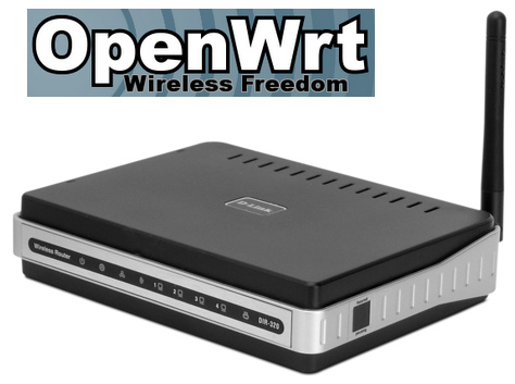 Weird rocketry » Blog Archive » OpenWRT Chaos Calmer 15 05 on Dlink